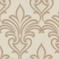 Arras Beige New Damask 493-ATB046