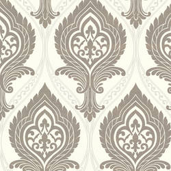 Acasta Cream Damask 493-ITB003