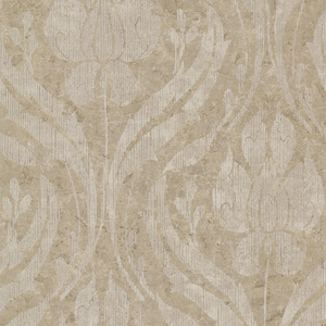 Carrara Bronze Textured Damask 672-20030