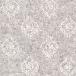 Benza Lavender Small Textured Damask 672-20037