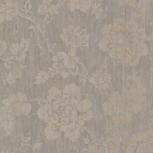 Giardina Grey Floral Trail 672-20049