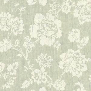 Giardina Light Green Floral Trail 672-20050