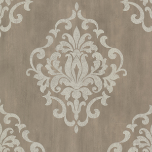 Massa Pewter Large Ornate Damask 672-20087