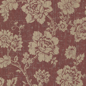 Giardina Red Floral Trail 672-20051