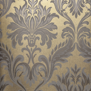 Orpheus Dark Brown Valiant Damask 484-68024