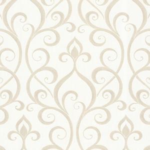 Demeter Champagne Glamorous Ogee Scroll 484-68025