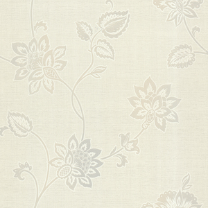 Gemini Light Grey Jacobean Trail 484-68026