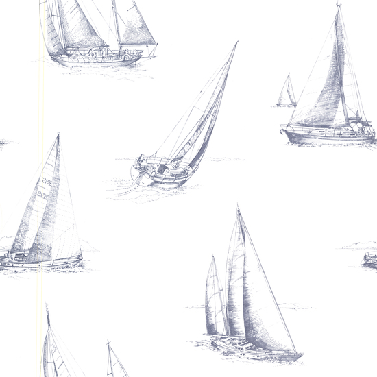 Voyage Navy Sailboats 2604-21200