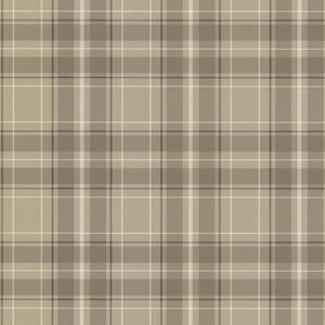 Caledonia Grey Plaid 2604-21226