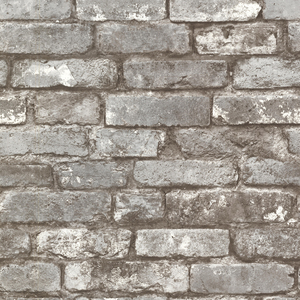 Brickwork Pewter Exposed Brick Texture 2604-21259