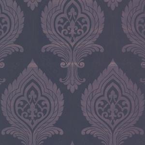 Acasta Purple Damask 493-ITB002