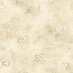 Cream Acanthus Spot PN194214