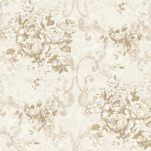 White Ciera Floral PN58701