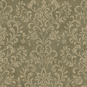 Brown Country Damask PN663410