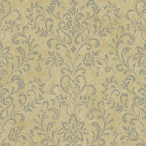 Beige Country Damask PN66349