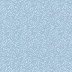Light Blue Mini Floral Toss 313041