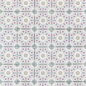 Blue Bright Pip Tiles 313103