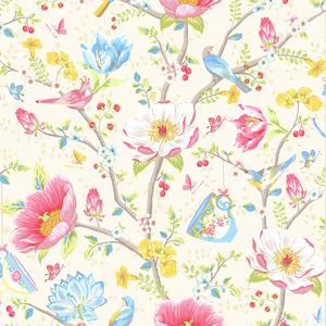 Leizu Cream Chinese Garden 341000