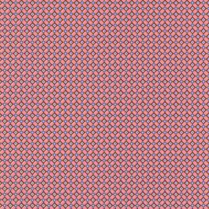 Eebe Burgundy Floral Geometric 341023