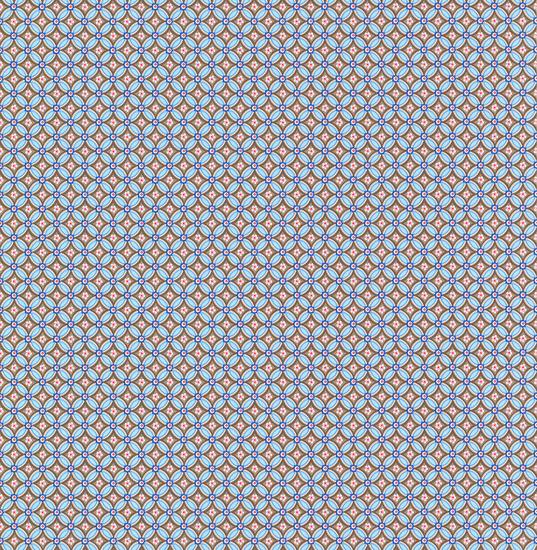 Eebe Charcoal Floral Geometric 341024