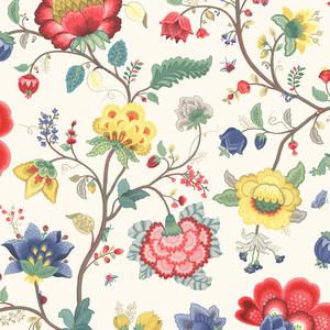 Epona Cream Floral Fantasy 341030