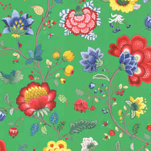 Epona Green Floral Fantasy 341036