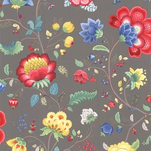 Epona Charcoal Floral Fantasy 341038