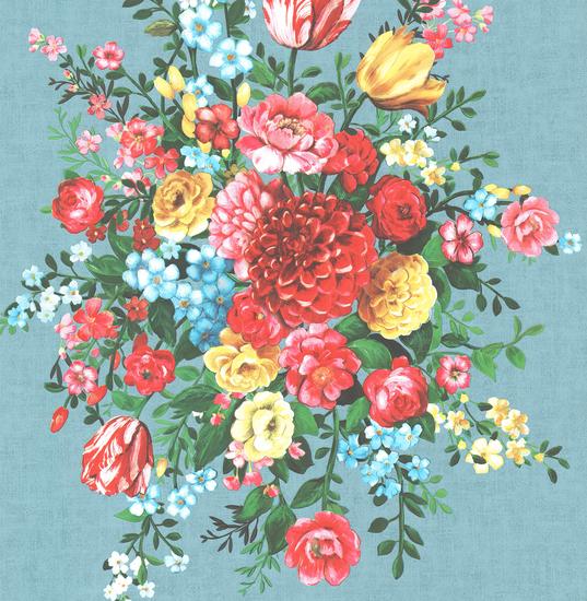 Ayaanle Ocean Dutch Painters Floral 341045