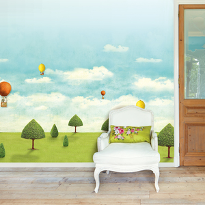Large Royal Pipland Mural 341098
