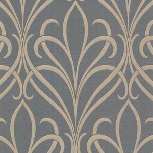 Lalique Silver Nouveau Damask 482-DL31061