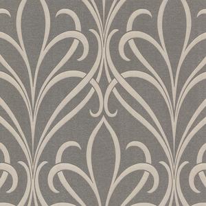 Lalique Brown Nouveau Damask 482-DL31064