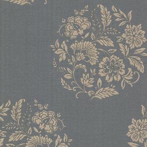 Velde Silver Floral Motif 482-DL31070