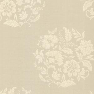 Velde Gold Floral Motif 482-DL31071