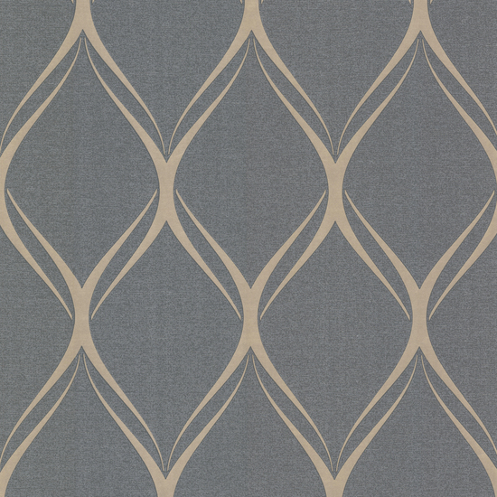 Gustav Silver Geometric 482-DL31079