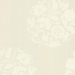 Velde Cream Floral Motif 482-DL31078