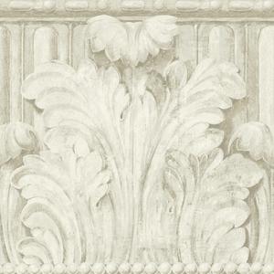Etruscan Grey Corinthian Column OM90050B