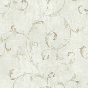 Avellino Taupe Scroll OM90400