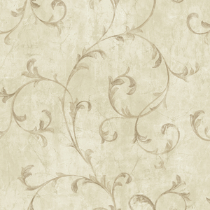 Avellino Beige Scroll OM90401