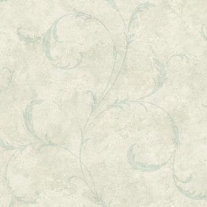 Vesuvius Grey Marble Scroll OM91602