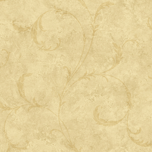 Vesuvius Gold Marble Scroll OM91605
