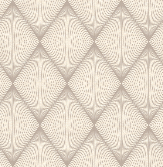Enlightenment Taupe Diamond Geometric 2662-001901