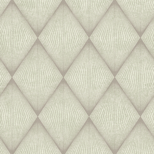 Enlightenment Light Grey Diamond Geometric 2662-001902