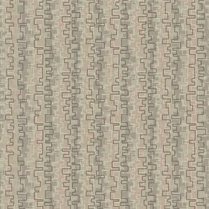 Harmonize Taupe Small Geometric 2662-001941