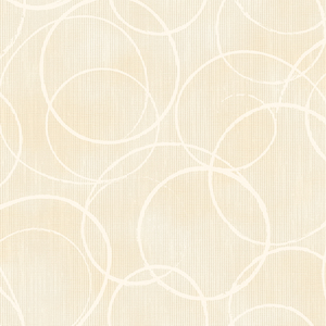 Ripple Beige Circle Geometric 2662-001942