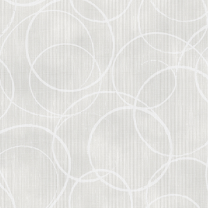 Ripple Light Grey Circle Geometric 2662-001943