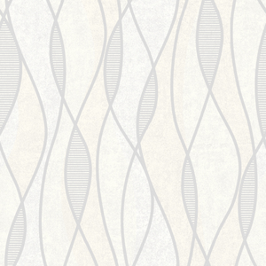 Gyro Light Grey Swirl Geometric 2662-001966