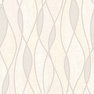 Gyro Cream Swirl Geometric 2662-001967