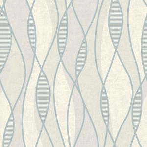 Gyro Pewter Swirl Geometric 2662-001969