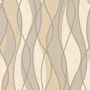 Gyro Beige Swirl Geometric 2662-001970