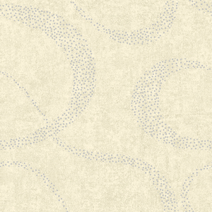 Swirl Beige Scroll Geometric 2662-001975